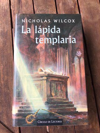 La lápida templaria - Nicholas Wilcox