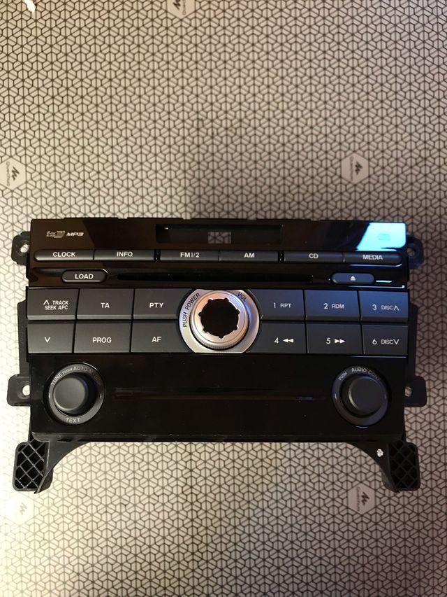 Multimedia mazda CX-7