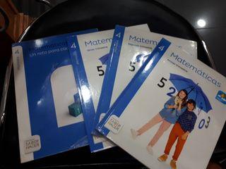 Libro 4°primaria matematicas santillana