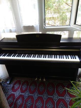 Piano Digital Yamaha Segunda Mano En Valencia : piano yamaha clavinova de segunda mano en madrid en wallapop ~ Russianpoet.info Haus und Dekorationen