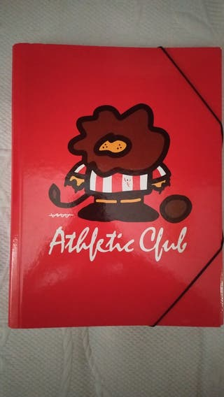Carpeta A4 Athletic Club