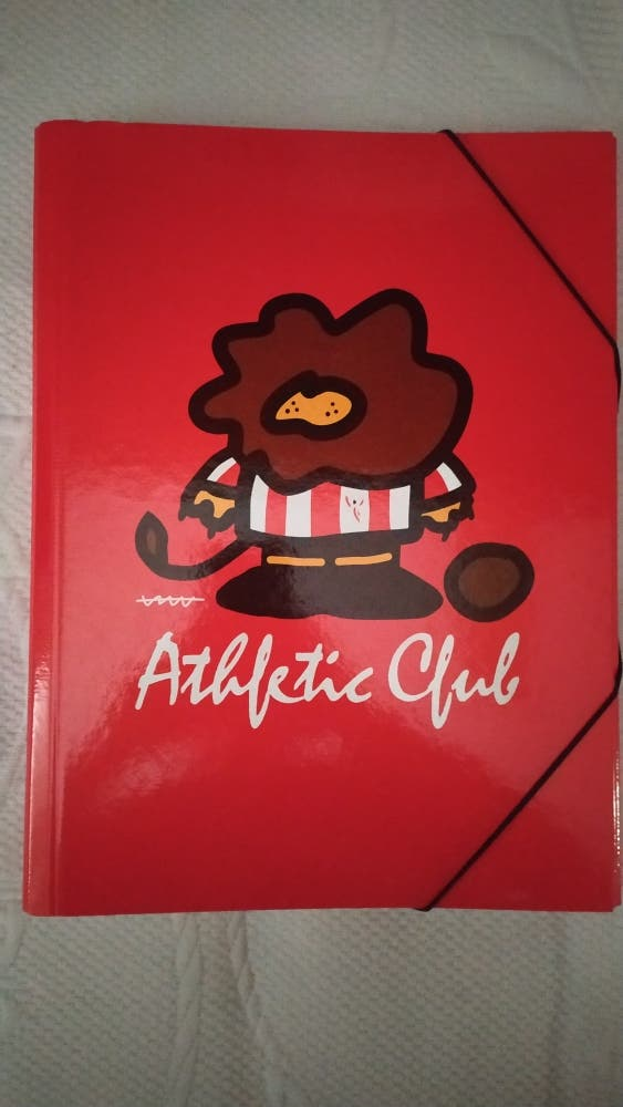 Carpeta A4 Athletic Club