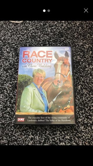 Race country dvd