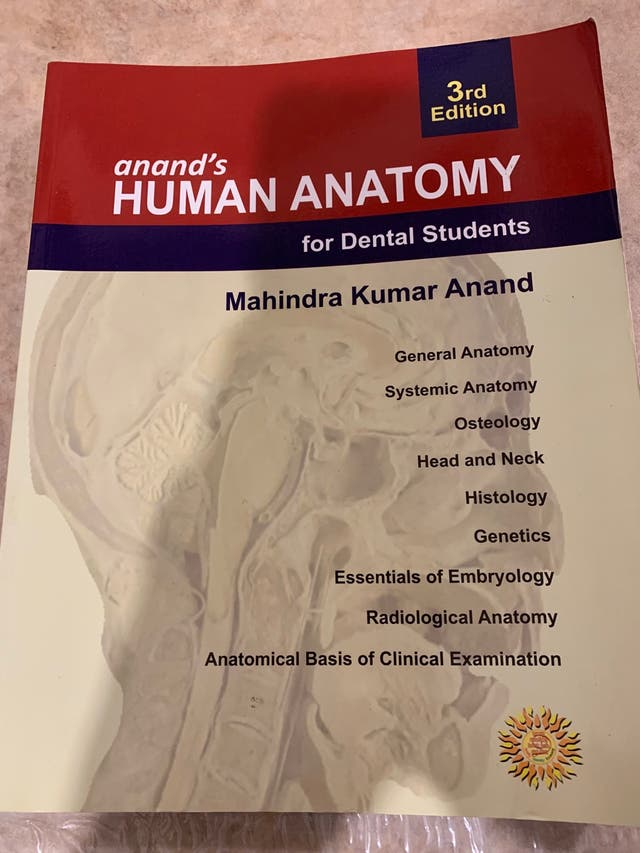 Range of medical and dental books 3