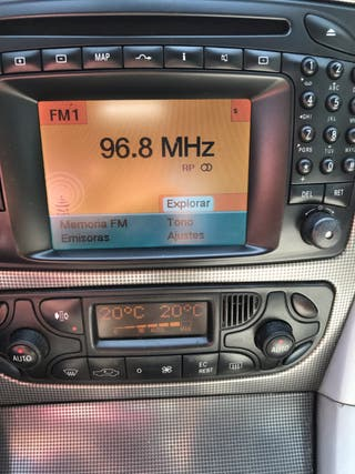 Radio original Mercedes BAJADA DE PRECIO