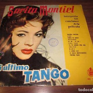 SARITA MONTIEL - MI ÚLTIMO TANGO