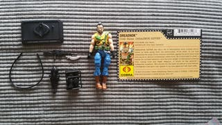GI Joe DREADNOK RIPPER 2008