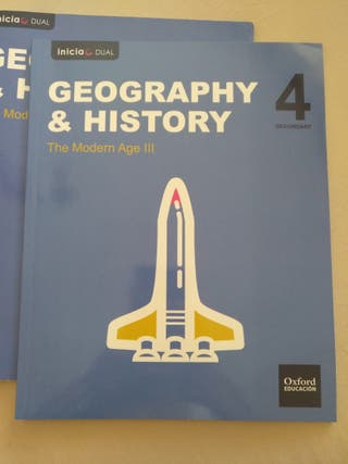 Geography and History 4°ESO ed. Oxford