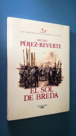 Pérez #Reverte.. EL SOL DE BREDA