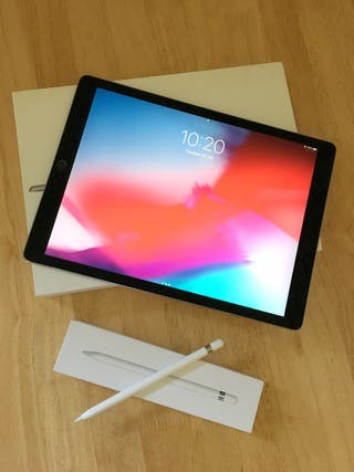 iPad Pro 12.9 WiFi 128GB 2017 + Apple Pencil