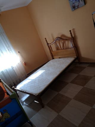 Estructura cama 105