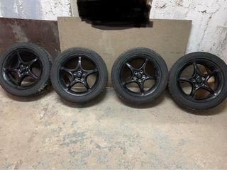 Llantas 16 pulgadas Toyota Celica 5x100 Seat