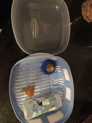 Esterilizador de biberones