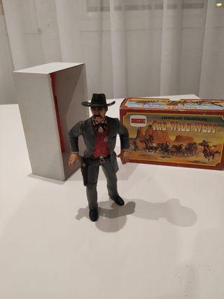 Figura pintada a mano the Wild west sheriff