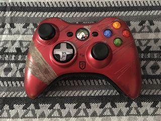 Mando de Xbox 360 edición limitada Tom Raider