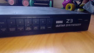 Sintetizador de guitarra Korg Z3