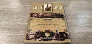 1875 El tren a Mallorca Historia