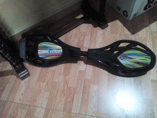skate de dos ruedas