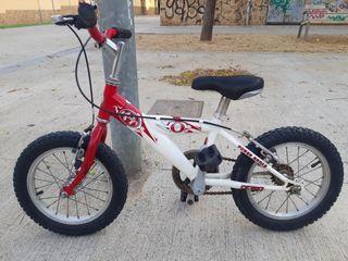 "bicicleta Quer 14"""