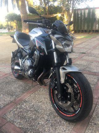Kawasaki z650 A2 ABS