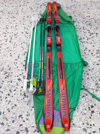 Skis Salomon Prolink