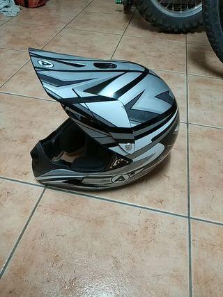 casco de moto S