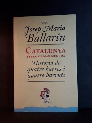 Catalunya, terra de mar menuda. Mossèn Ballarín.