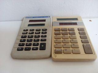 Calculadoras solares (precio por unidad)