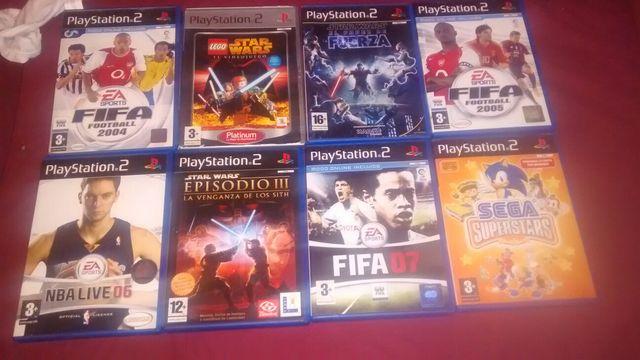 pack juegos play 2