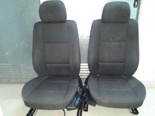 asientos delanteros bmw e46 80€los dos