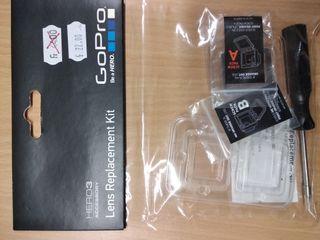 Kit reparación de lentes GoPro Hero 3