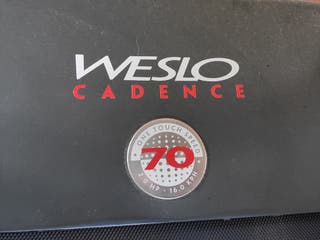 Tapis de course WESLO CADENCE 70