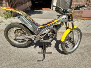 Moto trial Gas Gas txt 125