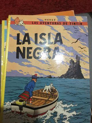 Cómics de Tintin