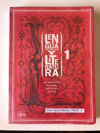 Libro 1º Bachillerato. Lengua y Literatura