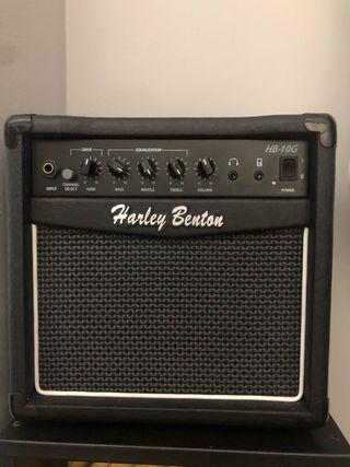 Amplificador Harley Benton HB-10G
