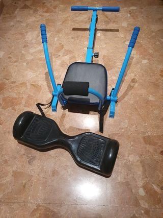 Hoverboard (patinete) seminuevo