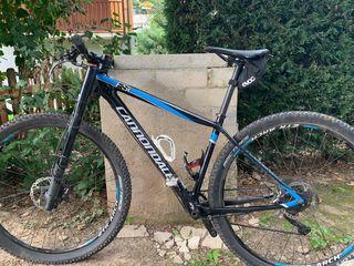 """Bicicleta Cannondale fsi carbon 2 29"""""""