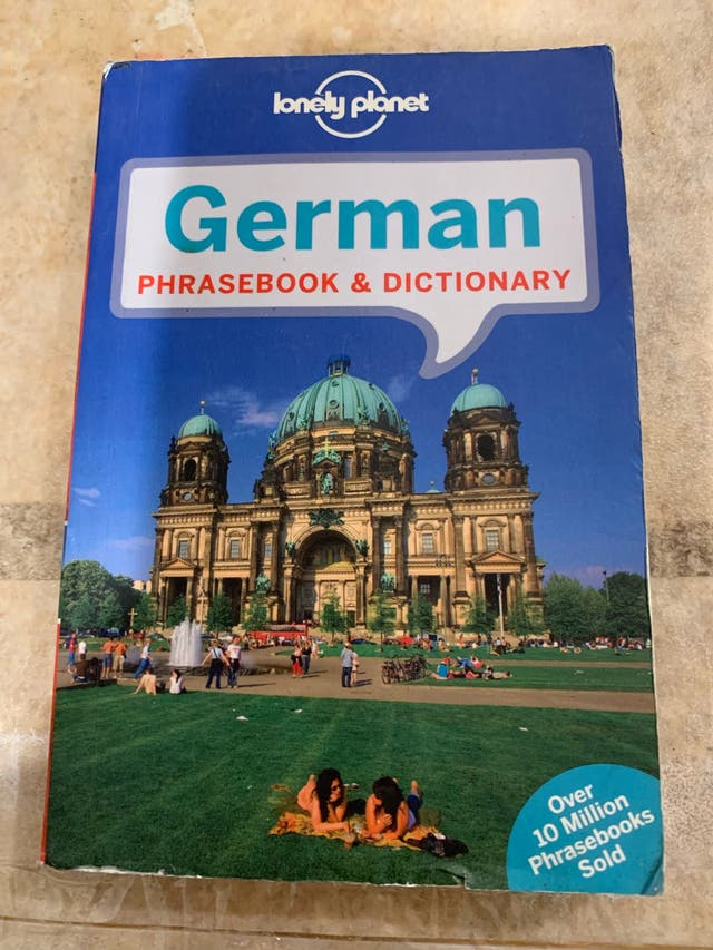 Brand new German Learning books and cd
