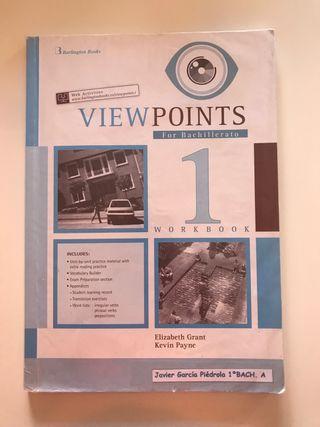 Libro 1º Bachillerato. Inglés. Viewpoints