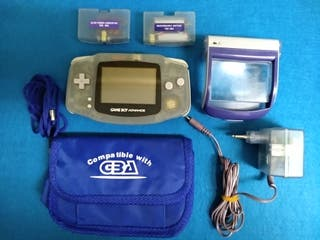 Pack Game Boy Advance
