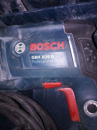 taladro Bosch profesionale