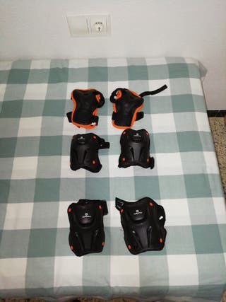 protecciónes para patines, skate, scooter, bmx, bc