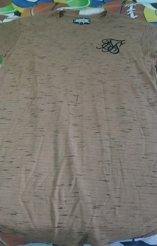 Camiseta manga corta SikSilk Talla M