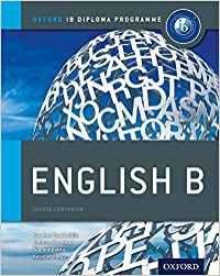 Libro de Inglés Bachillerato Internacional