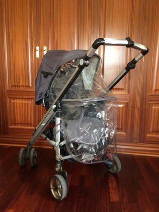 Loola Up Bebé Confort: capazo, portabebé y silla