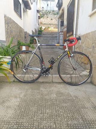 bici carretera ALAN de carbono y aluminio