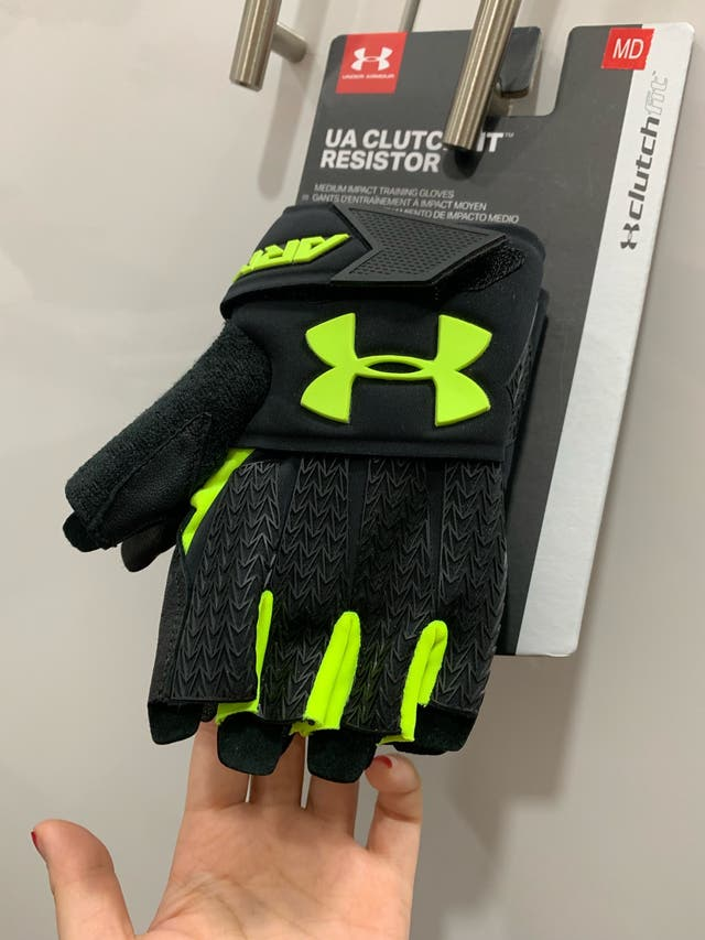 Under Armour gloves totally new