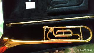 trombón de varas King 608