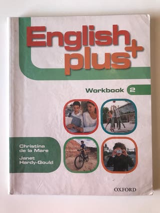 Libro 1º ESO. English Plus+. Workbook